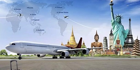 """""""BECOME A HOME-BASED TRAVEL AGENT!""""  London, UK. (No Experience Necessary) tickets"""