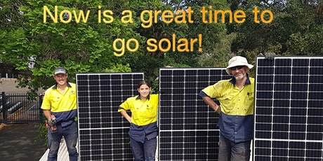 IWCE Solar Information Night tickets