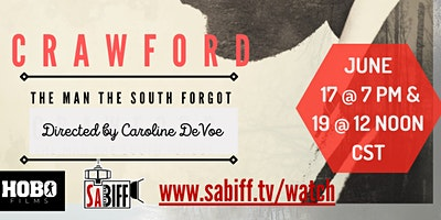 Crawford: The Man the South Forgot