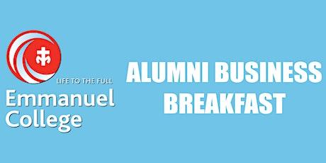 Alumni Business Breakfast tickets