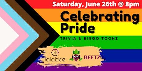 lalalabee Trivia & Beetz Bingo Toonz: Celebrating Pride! tickets