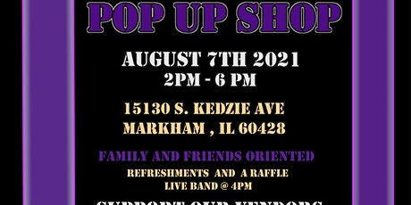 Ky's Coffee Pop up shop tickets