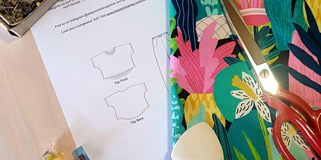 Sewing for Beginners (Adults) Part1: 27/6 - Part2: 4/7 tickets