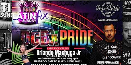 DCBX Latin Fix Sundays @Hard Rock tickets