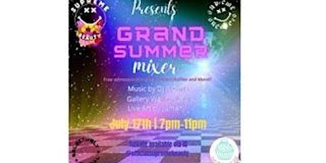 Supreme Beauty Presents:  Grand Summer Mixer tickets