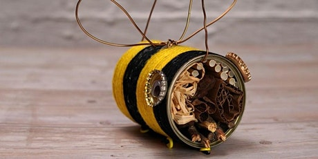 Tin bug hotel (Mudgee Library, ages 9-12) tickets