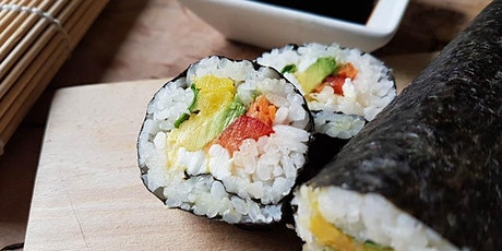 Sushi Making (Ages 12-25) tickets