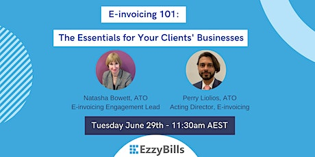 E-invoicing 101: The Essentials for Your Clients' Businesses tickets