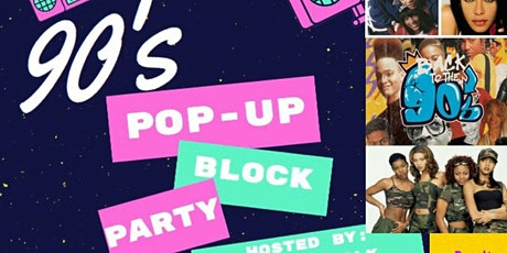 90's Block Party tickets