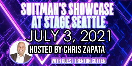 SuitMan's Showcase @ Stage Seattle tickets