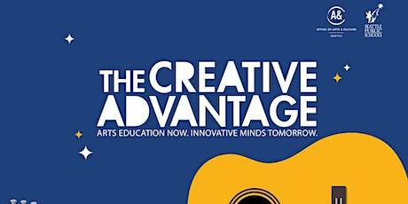 The Creative Advantage Arts Partner Summer Institute tickets