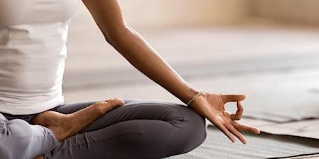 Free Yoga Class tickets