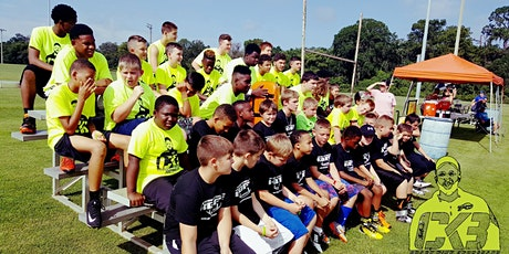 CKB Football Camp Series x Youth Pro Bowl Tryout tickets