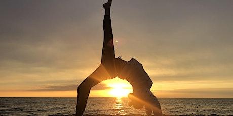Sunset Yoga at Ohio Street Beach (60 minutes) tickets