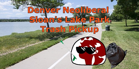Denver Neoliberal - Week of Action Part 1: Sloan's Lake Park Cleanup tickets