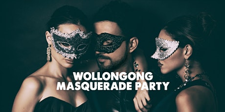 WOLLONGONG MASQUERADE PARTY  | SAT JULY 3 tickets