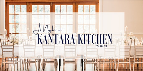 A Night at Kantara Kitchen tickets