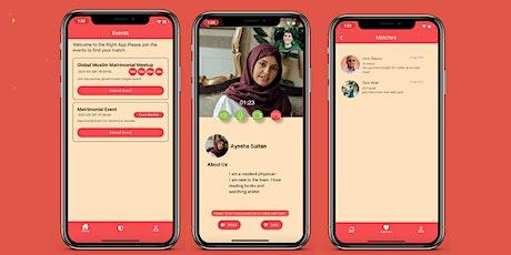Online Muslim Singles Event 25 -40  Southampton tickets