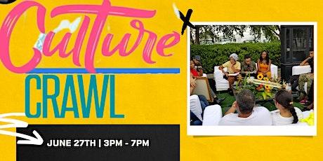 Uptown Avenue 7 presents  Culture Crawl 2021 tickets