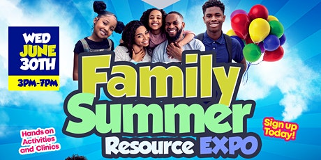 Family Summer Resource Expo tickets