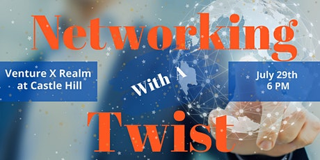 Networking Mixer With a Twist  -Lewisville TX tickets