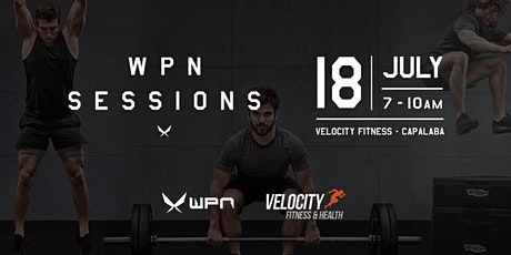WPN Session x Velocity Fitness Capalaba tickets