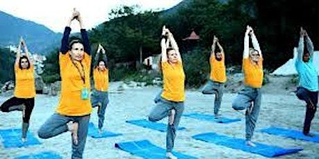 International Day of Yoga with Gurudev Sri Sri Ravishankar tickets