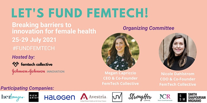 Let's fund femtech: Breaking barriers to innovation for female health image
