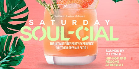 Saturday Soul-cial (Grand Opening) tickets
