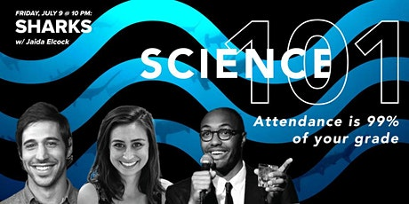 Science 101: Sharks w/ Jaida Elcock tickets