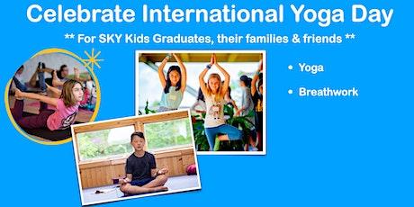 International Yoga Day with SKY Kids tickets