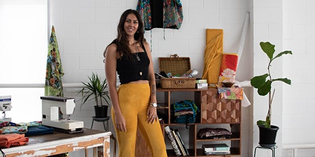 Stitch & Bitch -  Contemporary sewing classes on Gold Coast tickets
