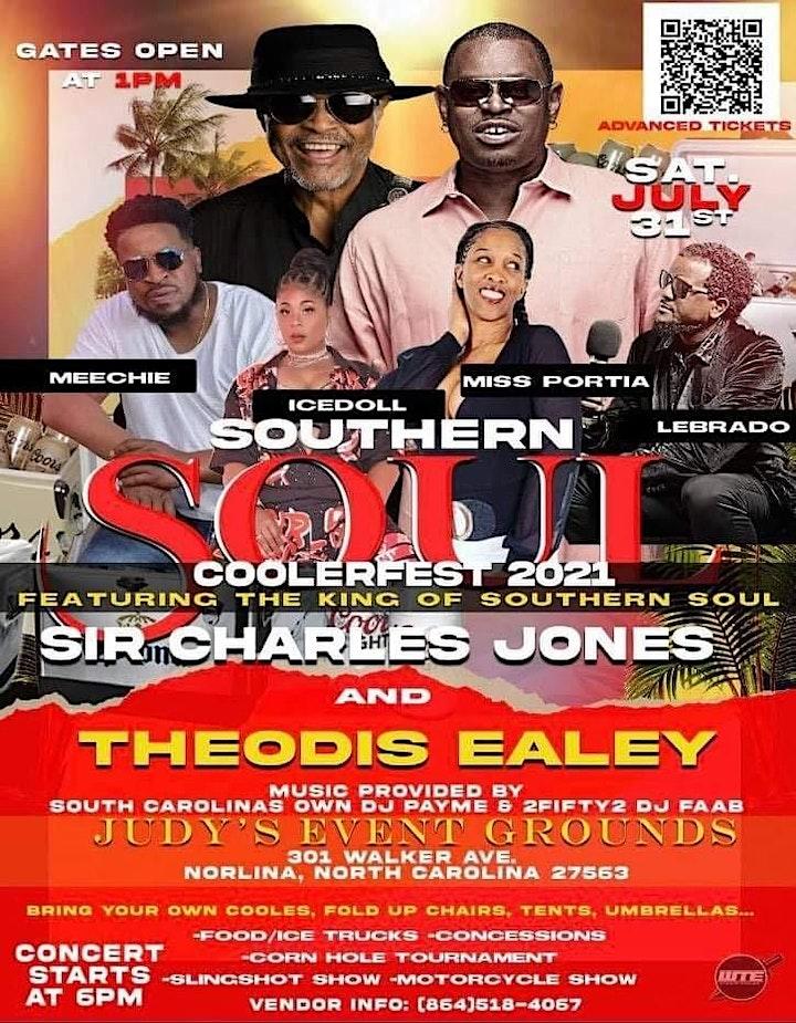 Southern Soul Cooler Fest 2021 image