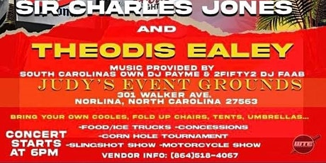 Southern Soul Cooler Fest 2021 tickets