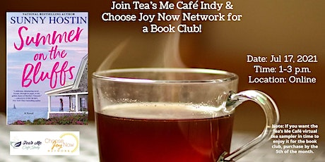 Tea Time: Book Club: Summer on the Bluffs by Sunny Hostin tickets