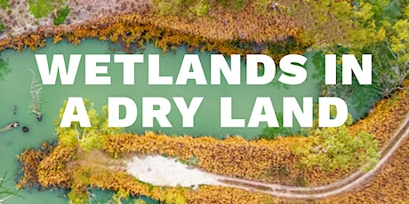 Wetlands in a Dry Land: Online Book Launch and Roundtable tickets