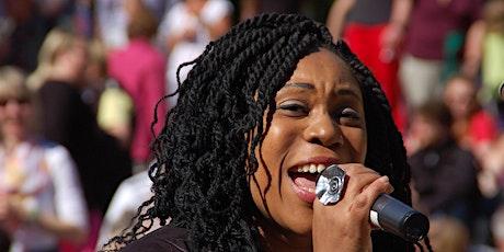 JUST SING GOSPEL Workshop  mit Juliana Mensah Tickets