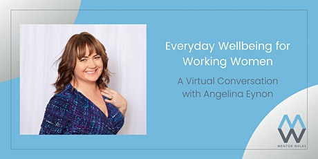 Mentor Walks Virtual Conversation Series tickets
