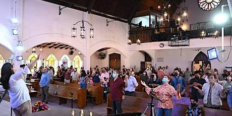 Reunión Presencial Domingo 20 Junio12 pm (Día del Padre) boletos