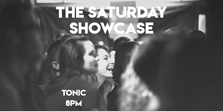 The Saturday Showcase (DC's Best Stand-Up Comedy Show) tickets