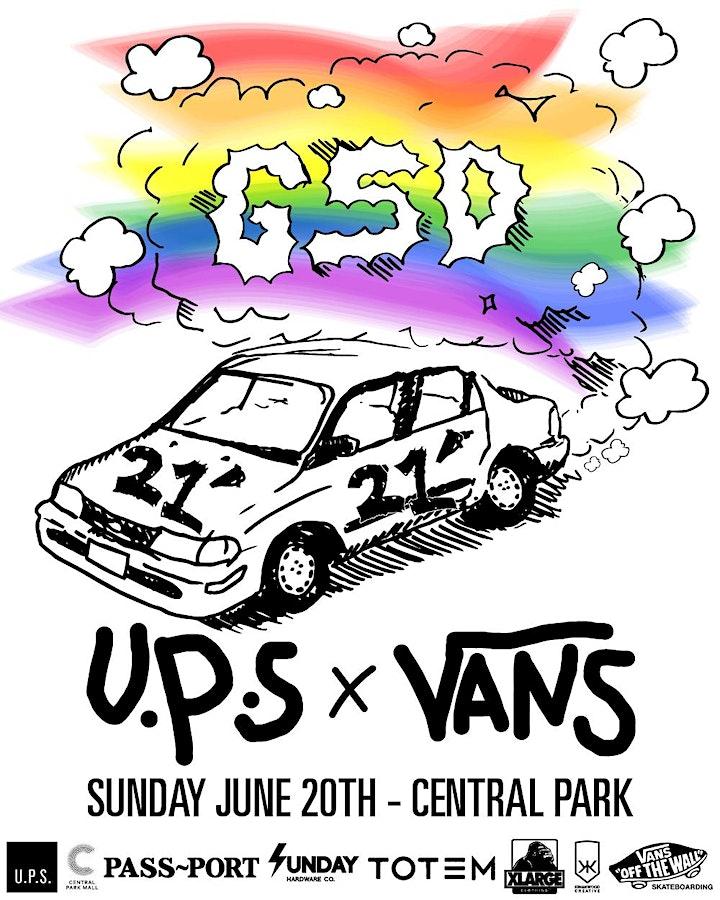 GSD21 Queer Skate Meet Up image