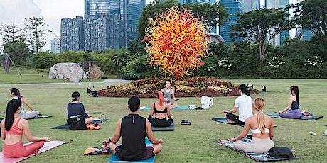 Yin Yoga by lululemon Ambassador Brandon Chong tickets