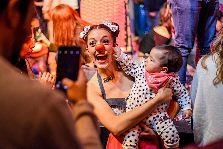 Imagen de Sueños Curiosos Teatro para bebés