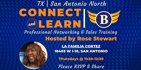 TX | San Antonio North - Networking and Sales Training Luncheon tickets