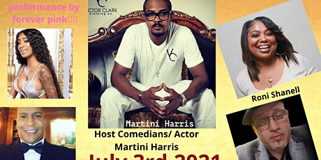 Exclusively1203 Hilarious comedy show tickets