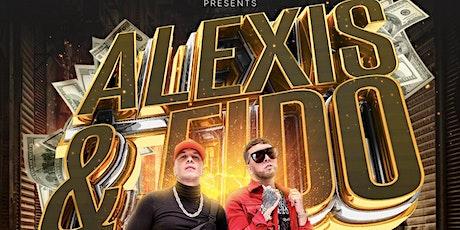 CLUB HALO PRESENTS - LOS REYES DEL PERREO - ALEXIS Y FIDO IN CONCERT tickets