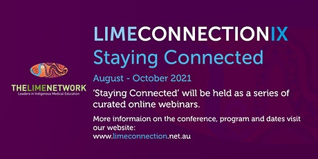LIME Connection - Staying Connected tickets