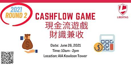 Cashflow Game Round 2 tickets