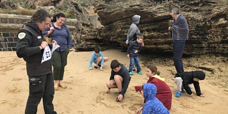 Junior Ranger Beach Combing – Ricketts Point Marine Sanctuary tickets