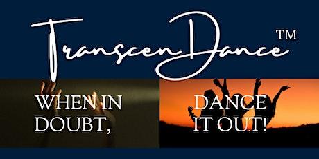 TranscenDance - Movement to Release & Restore tickets